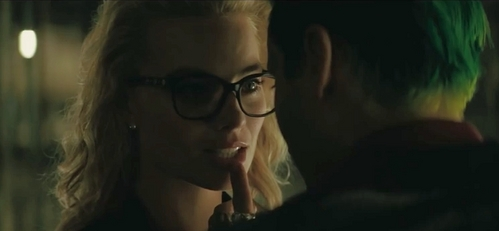 The Joker : pertanyaan ! Would anda die for me ? Harleen Quinzel : Yes. The Joker : That's too easy. Would you... would anda ______ for me ?