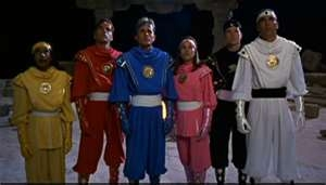 What did Bulk and Skull say after they found out the identities of the Power Rangers?