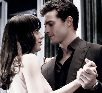 What song do Christian and Ana dance to in Fifty Shades of Grey?