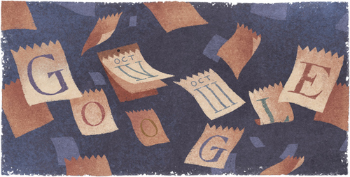 Google is celebrating : ___th Anniversary of the Introduction of the Gregorian Calendar. (October 4, 2016)