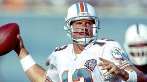 On NFL Network's parte superior, arriba 10 Quarterbacks, what number is Dan Marino?