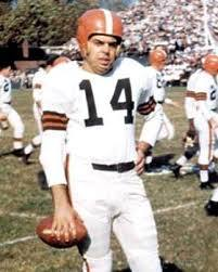 On NFL Network's juu 10 Quarterbacks, what number is Otto Graham?