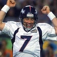 On NFL Network's oben, nach oben 10 Quarterbacks, what number is John Elway?