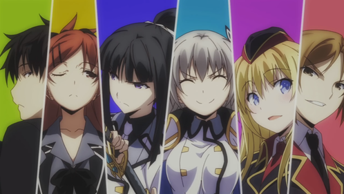 Qualidea Code: Which of these Light Novels started their run first?