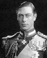 What was the code word used among the English government to spread word that King George VI had died?