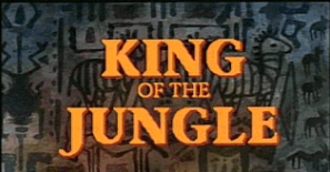 In King of the Jungle, Simba and Nala are