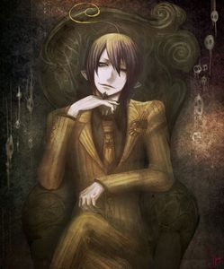 What is Mephisto revealed to be the king of in chapter 39?