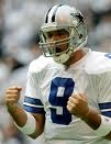 Who did Tony Romo replace as #9 on the revised edition of NFL top, boven 10's Dallas Cowboys list?