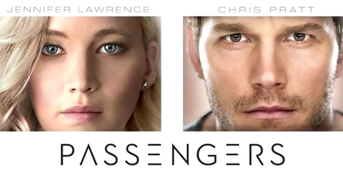 "What's the name of his character in the movie ""Passengers""?"