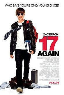 What role did Katerina Graham play in 17 Again?