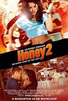 What role did Katerina Graham play in Honey 2?
