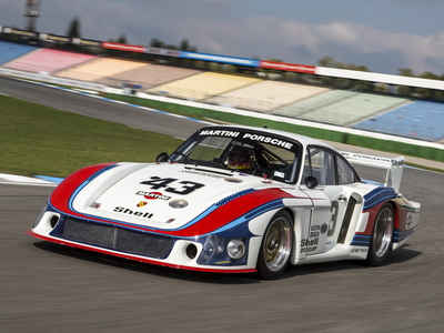 In 1978, Porsche had a new weapon for the 24 Hours of Le Mans auto race - the Porsche 935. What was this car's nickname?