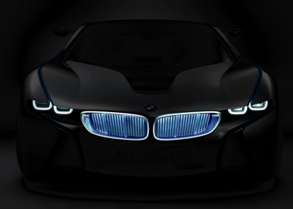 What is BMW's famous German marketing slogan for the company's automobiles?
