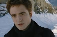 Where is Edward in this picture? During which still?