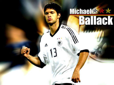For which one of the following German football clubs midfielder Michael Ballack has never played?