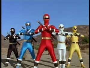 Which Ranger DID NOT go to say goodbye to the Alien Rangers after their ages were restored?