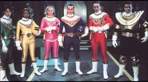 When the Zeo Power Rangers were Tommy, Katherine, Tanya, Adam, Rocky, and Jason, what was the morphing sequence?