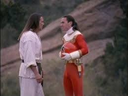 What did David say after he found out that Tommy was the Red Zeo Ranger?