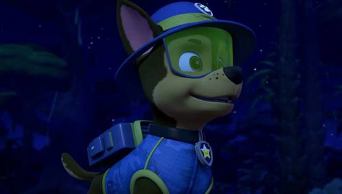 What is Chase's membership number of the PAW Patrol?