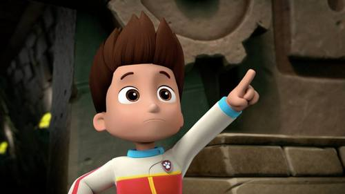What is Ryder's membership number of the PAW Patrol?