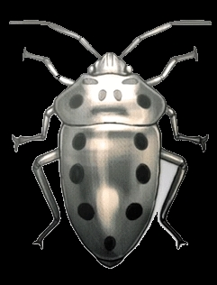 What's Toko Fukawa's pet Stink Bug Name