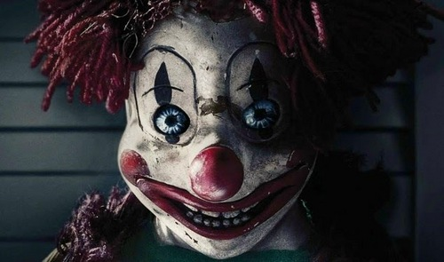 What movie is this clown from?