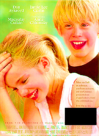 Year: 1991. Stars: Anna Chlumsky, Macaulay Culkin. Title?