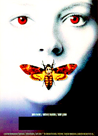 Year: 1991. Stars: Jodie Foster, Anthony Hopkins. Title?
