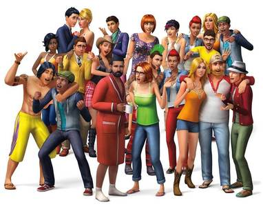 What an was The Sims 4 released?