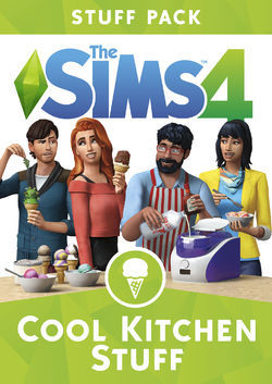 Cool cocina Stuff is the ___ stuff pack to be released.