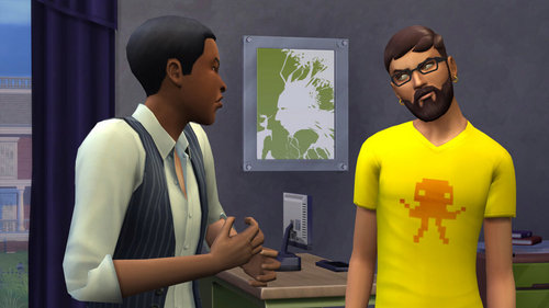 Which of these traits was NOT in the base game of Sims 4?