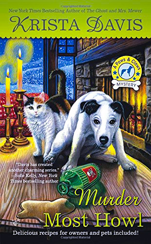 Where does the Paws & Claws series take place?