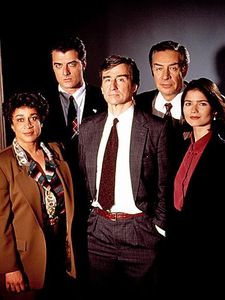 Which television series