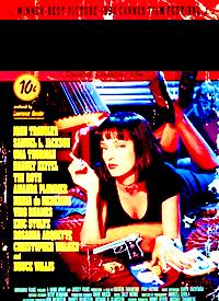 Year: 1994. Stars: John Travolta, Samuel L. Jackson. Title?