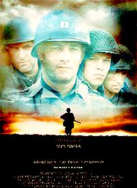 Year: 1998. Stars: Tom Hanks, Matt Damon. Title?