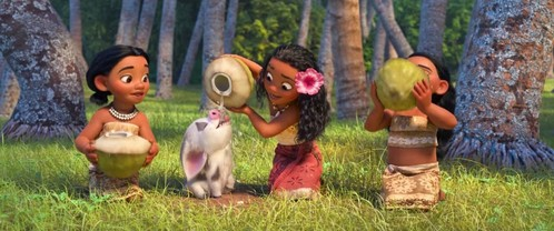 Where is Moana born?