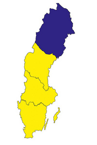What is the northernmost point of Sweden?