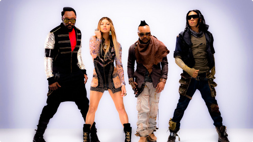 Which of these is not a song The Black Eyed Peas released in the decade?