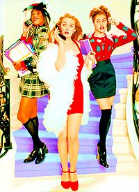 Year: 1995. Stars: Alicia Silverstone, Stacey Dash. Title?