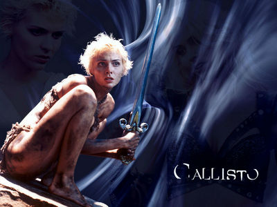 What is Callisto's nickname?
