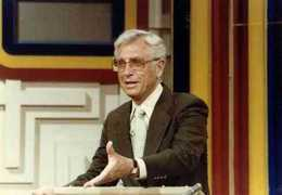 What an did Allen Ludden pass on