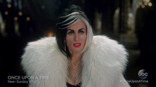 What did Cruella call David in Season 4,episode 14?