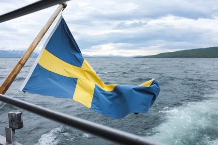What is Sweden's deepest lake?