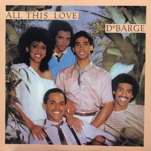 What year was DeBarge's debut album, All This Love, released