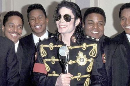 The Jackson 5 were inducted into the Rock And Roll Hall Of Fame back in 1997