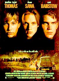 Year: 1997. Stars: Jonathan Taylor Thomas, Devon Sawa, Scott Bairstow. Title?