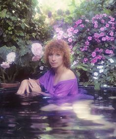 Woman In cinta was a #1 hit for Barbra Streisand back in 1980