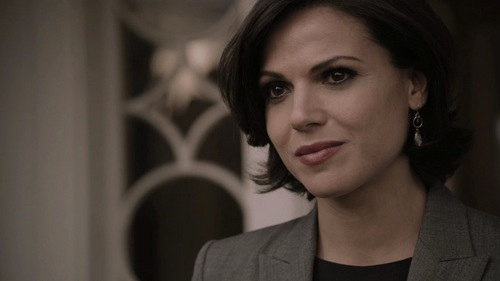 How much time did Regina allow Emma to spend with Henry in 1x12 ?