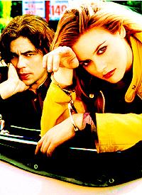 Year: 1997. Stars: Alicia Silverstone, Benicio Del Toro. Title?