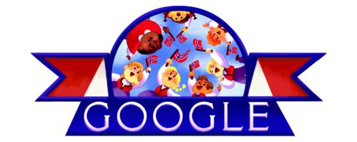 Google is celebrating ? _________ National Day 2017